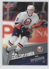 2003-04 Upper Deck Victory 209 Sean Bergenheim New York Islanders RC Hockey Card