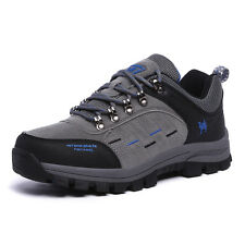 GOMNEAR outdoor hiking trail athletic shoes non slip wearable shock absorb shoes