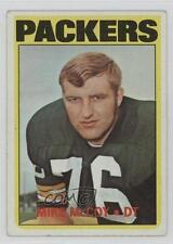 1972 Topps #172 Mike McCoy Green Bay Packers Football Card