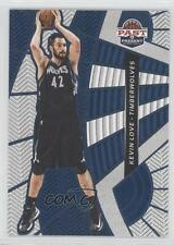 2012-13 Panini Past & Present Treads #8 Kevin Love Minnesota Timberwolves Card