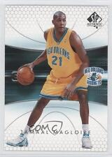 2004-05 SP Authentic #56 Jamaal Magloire New Orleans Hornets Basketball Card
