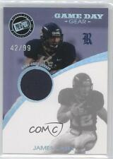 2009 Press Pass Signature Edition Game Day Gear Holofoil GDG-JC James Casey Card