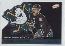 2002-03 Pacific Atomic Blue 2 Paul Kariya Anaheim Ducks (Mighty of Anaheim) Card