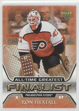 2005-06 Upper Deck NHL Finalist #46 Ron Hextall Philadelphia Flyers Hockey Card