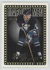 1995-96 Topps #7 Paul Kariya Anaheim Ducks (Mighty of Anaheim) Hockey Card