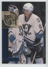 1998-99 SPx Top Prospects 2 Teemu Selanne Anaheim Ducks (Mighty of Anaheim) Card