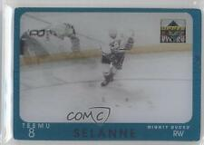 1997-98 Upper Deck Diamond Vision #16 Teemu Selanne Hockey Card
