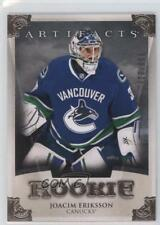 2013 Upper Deck Artifacts #RED228 Joacim Eriksson Vancouver Canucks Hockey Card