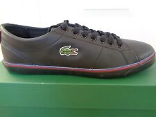 Lacoste Sport Marcel TCL SPM mens  black shoes sneakers trainers NEW+BOX