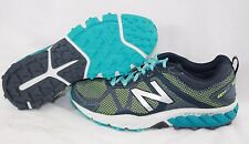 NEW Womens NEW BALANCE WT 610 LG5 Blue Green Trail Running Sneakers Shoes Size 7
