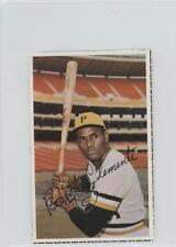 1971 Dell MLB Stamps #ROCL Roberto Clemente Pittsburgh Pirates Baseball Card