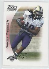 2005 Topps Draft Pick & Prospects #132 Charles Frederick Washington Huskies RC