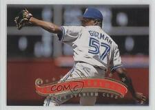 1997 Topps Stadium Club #207 Juan Guzman Toronto Blue Jays Baseball Card