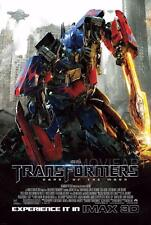 TRANSFORMERS DARK OF THE MOON MOVIE POSTER FILM A4 A3 ART PRINT CINEMA