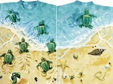 TURTLE BEACH-AQUATIC 2 sdd TIE DYE TSHIRT M-L-XL-XXL-3XL  Ocean,Nature,Earth