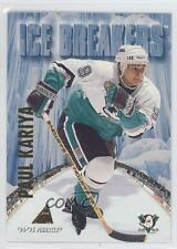 1994-95 Pinnacle #480 Paul Kariya Anaheim Ducks (Mighty of Anaheim) Hockey Card