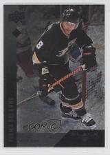 2009 Upper Deck Black Diamond #7 Teemu Selanne Anaheim Ducks (Mighty of Anaheim)