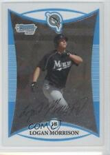 2008 Bowman Chrome Prospects #BCP69 Logan Morrison Miami Marlins Baseball Card