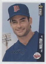 1996 Upper Deck Collector's Choice #600 Paul Molitor Minnesota Twins Card