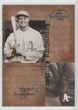 2004 Donruss Classics Legendary Leather LL-34 Jimmie Foxx Philadelphia Athletics