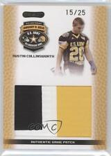 2010 Razor US Army All-American Bowl Jersey Patch #PT-AC1 Austin Collinsworth