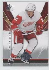 2009-10 SP Game Used Edition #24 Marian Hossa Detroit Red Wings Hockey Card