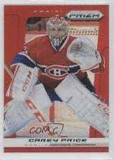 2013-14 Panini Prizm Target Red #41 Carey Price Montreal Canadiens Hockey Card