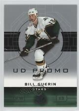 2002-03 SP Authentic UD Promo #28 Bill Guerin Dallas Stars Hockey Card