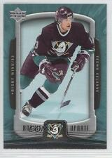2005 Upper Deck Rookie Update #2 Teemu Selanne Anaheim Ducks (Mighty of Anaheim)
