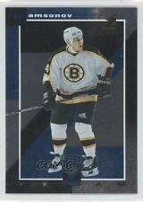 1997-98 Pinnacle Zenith Z-Team #14 Sergei Samsonov Boston Bruins Hockey Card