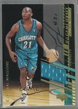 2000 Upper Deck UD Game Jersey Autographed A-JM Jamaal Magloire Auto Rookie Card