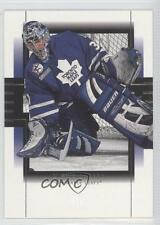 1999-00 SP Authentic #83 Curtis Joseph Toronto Maple Leafs Hockey Card