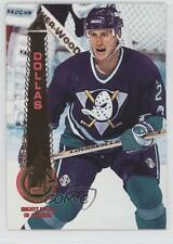1994-95 Pinnacle #41 Bobby Dollas Anaheim Ducks (Mighty of Anaheim) Hockey Card