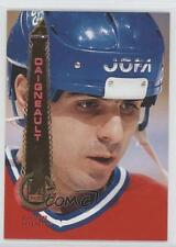 1994-95 Pinnacle #224 JJ Daigneault Montreal Canadiens J.J. Hockey Card