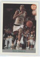 1992-93 Front Row Promo #STSM Steve Smith Basketball Card