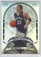 2007 Bowman Sterling Refractors MM Mike Miller Memphis Grizzlies Basketball Card