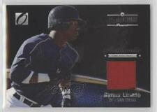 2012 Onyx Platinum Prospects Game-Used Materials #PPGU11 Rymer Liriano Card