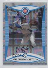 2008 Bowman Draft Picks & Prospects #BDPP82 Welington Castillo Chicago Cubs Auto
