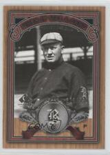 2006 SP Legendary Cuts When It Was A Game #WG-CY Cy Young Boston Red Sox Card