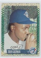 1995 Score Platinum Team Set #474 Juan Guzman Toronto Blue Jays Baseball Card