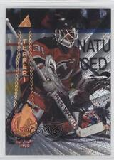 1994-95 Pinnacle Rink Collection 335 Chris Terreri New Jersey Devils Hockey Card