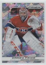2013-14 Panini Prizm Toronto Expo Base Cracked Ice #41 Carey Price Hockey Card