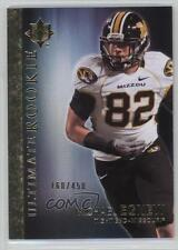 2012 Upper Deck Ultimate Collection Rookie 44 Michael Egnew Missouri Tigers Card