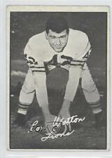 1961 Topps CFL #12 Ron Watton BC Lions (Vancouver Lions) (CFL) Football Card