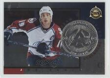 1997 Pinnacle Mint Collection Silver Team #12 Joe Sakic Colorado Avalanche Card