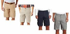 Dockers Mens Pacific Cargo Shorts Flat Front solid size 30 40 42 46 NEW