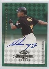 1998 Donruss Signature Series #ABNU Abraham Nunez Pittsburgh Pirates Auto Card