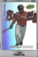 2008 eTopps #18 Chipper Jones Atlanta Braves Baseball Card