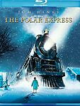 POLAR EXPRESS ( Blu-ray, 2007) NEW