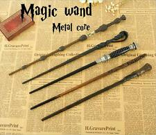 FOR HARRY POTTER CHRISTMAS GIFT  MAGICAL WAND HOGWARTS Cosplay Metal core